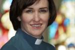 Rev Ellen Bernstein, the new Vicar at St Stephen's Tamahere