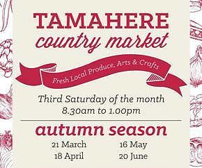 Market autumn
