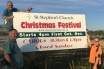 Signs of the times: Tamahere markets and the Christmas Festival make the season