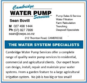 Cambridge Water Pump Services