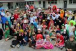 Tamahere School pupils dressed as their favourite book character