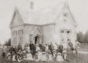 Tamahere School 1886-1887
