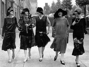 Fun raising 1920s style is the theme for the September 5 event.
