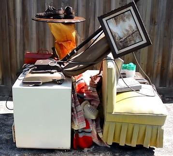 Inorganic rubbish pick up from Aug 3
