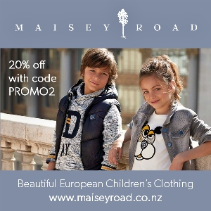 Maisey Rd kids' clothes