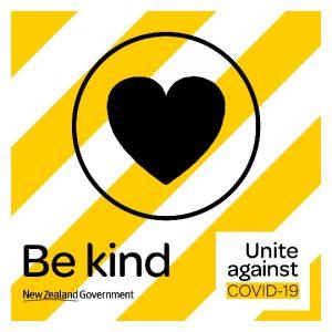 Be Kind Unite Against Covid-19