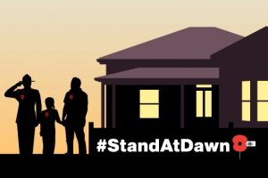 Stand at Dawn