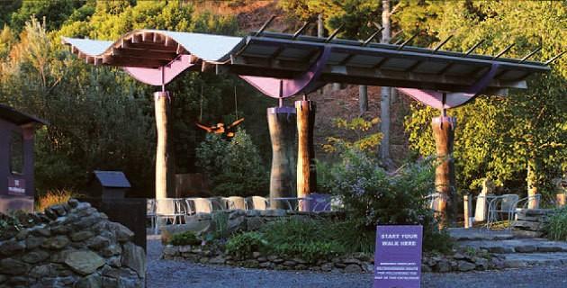 Waitakaruru Sculpture Park