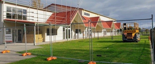 Chance to see hall upgrade